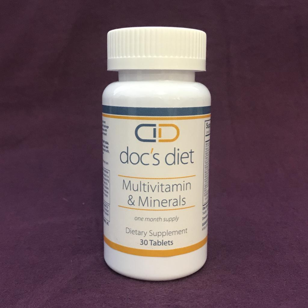 Multivitamin & Minerals